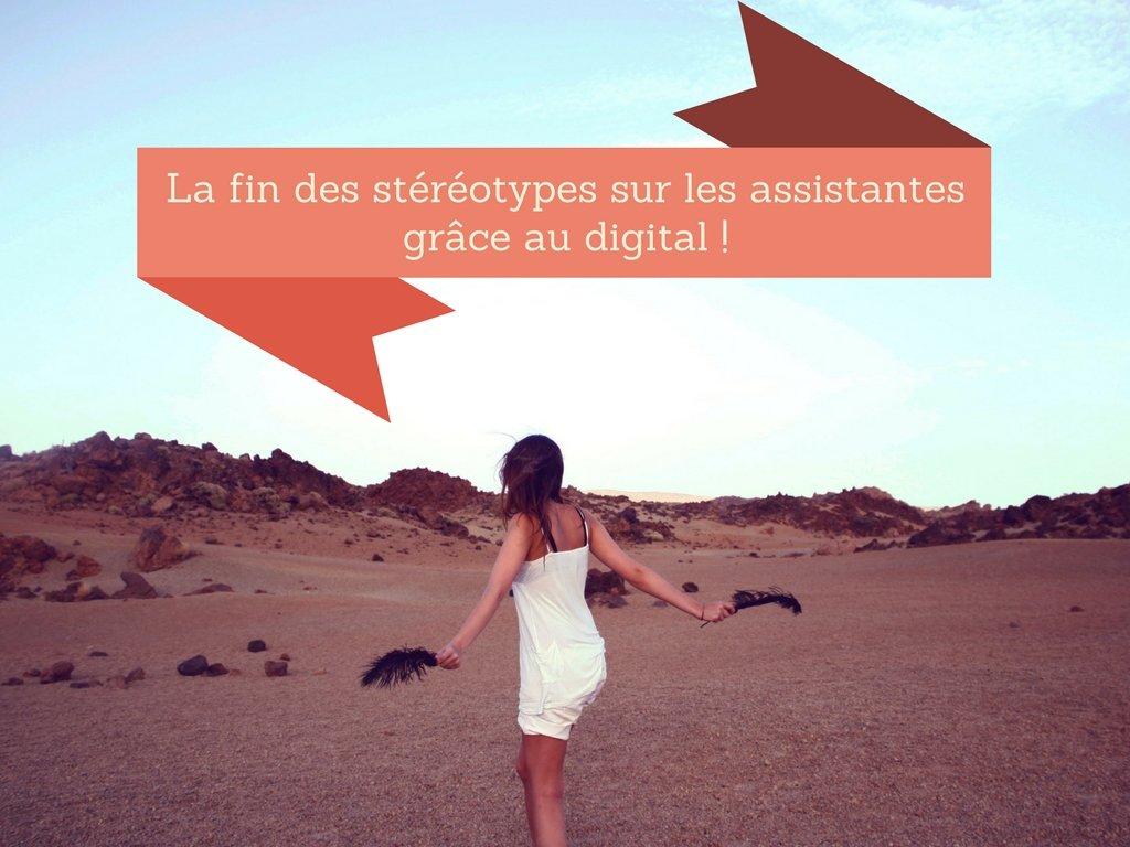 Islean consulting - La fin des stéréotypes sur les assistantes grâce au digital !