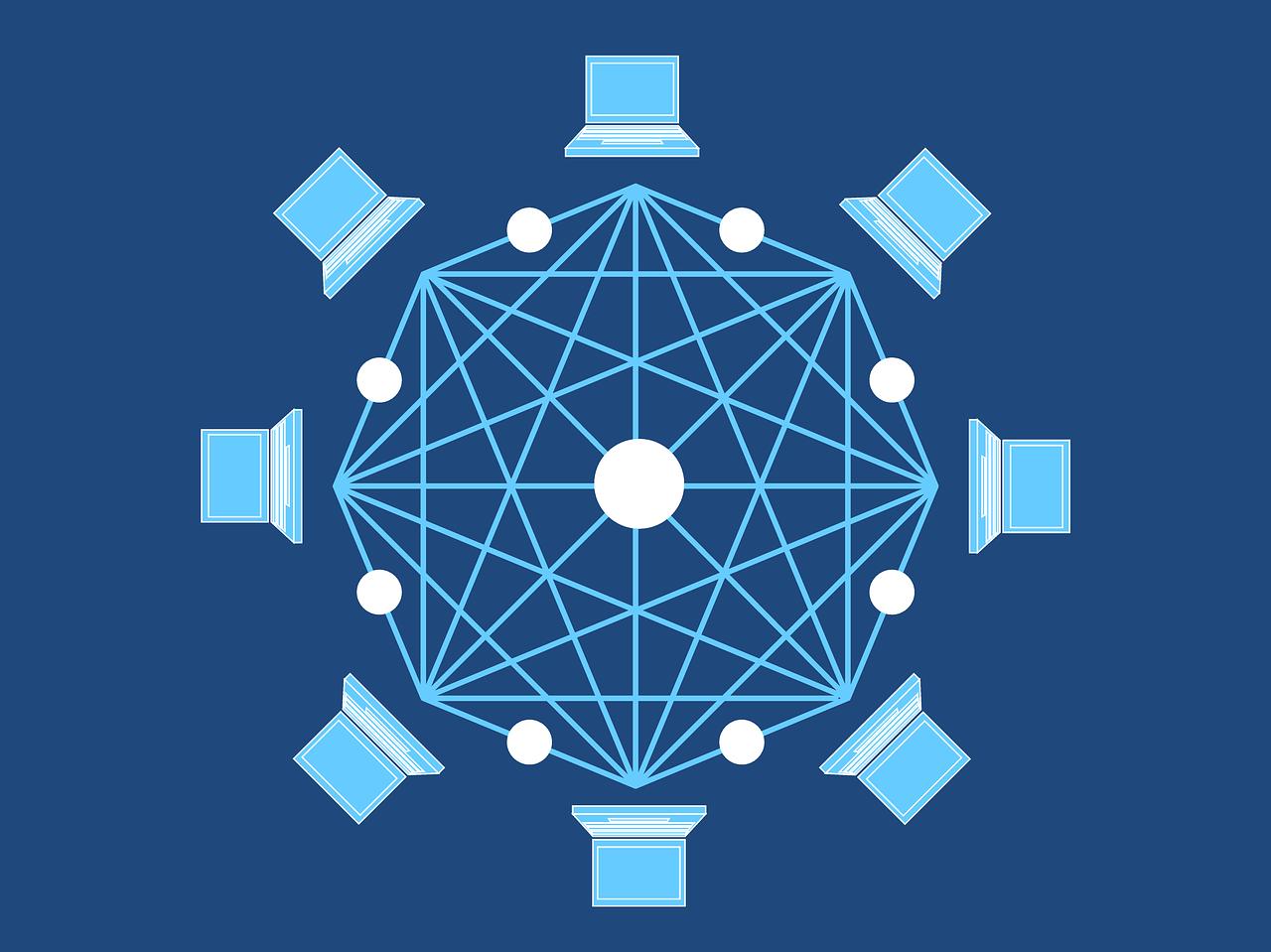Décentralisation Blockchain