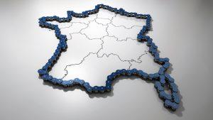France avec chaîne